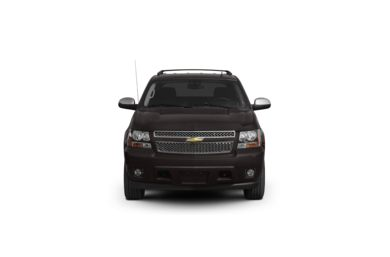 Surround Front Profile  2010 Chevrolet Avalanche