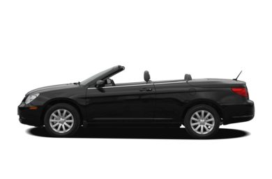 90 Degree Profile 2010 Chrysler Sebring