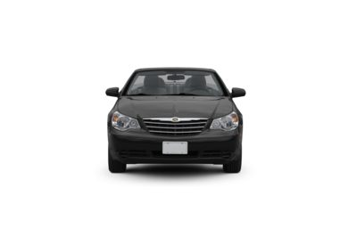 Surround Front Profile  2010 Chrysler Sebring