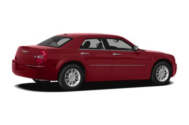 3/4 Rear Glamour  2010 Chrysler 300