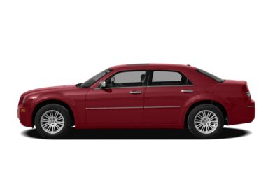 90 Degree Profile 2010 Chrysler 300