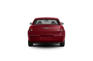 Surround Rear Profile 2010 Chrysler 300