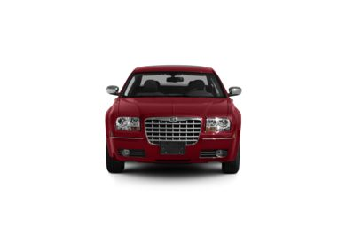 Surround Front Profile  2010 Chrysler 300