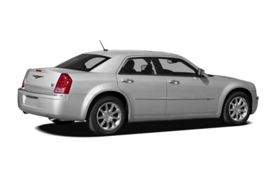3/4 Rear Glamour  2010 Chrysler 300C