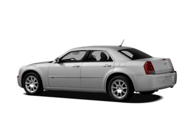 Surround 3/4 Rear - Drivers Side  2010 Chrysler 300C