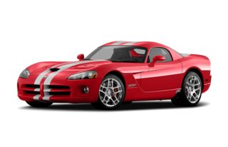 3/4 Front Glamour 2010 Dodge Viper