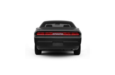 Surround Rear Profile 2010 Dodge Challenger