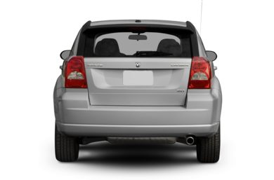Rear Profile  2010 Dodge Caliber