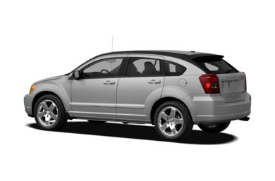Surround 3/4 Rear - Drivers Side  2010 Dodge Caliber