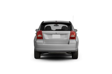 Surround Rear Profile 2010 Dodge Caliber