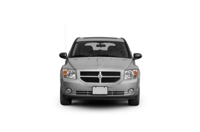 Surround Front Profile  2010 Dodge Caliber