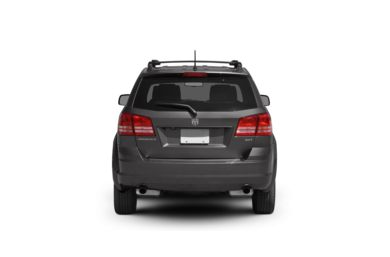 Surround Rear Profile 2010 Dodge Journey