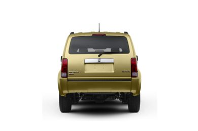 Surround Rear Profile 2010 Dodge Nitro