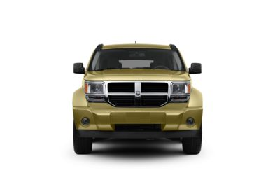 Surround Front Profile  2010 Dodge Nitro