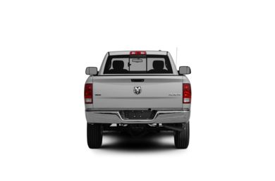 Surround Rear Profile 2010 Dodge Ram 2500