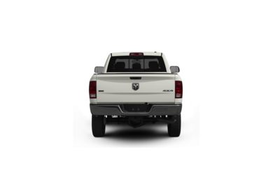 Surround Rear Profile 2010 Dodge Ram 3500