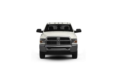 Surround Front Profile  2010 Dodge Ram 3500