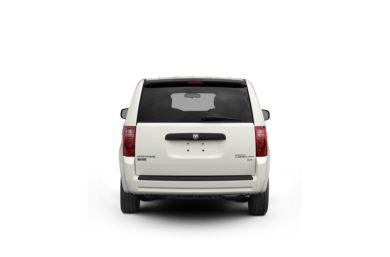 Surround Rear Profile 2010 Dodge Grand Caravan