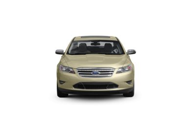 Surround Front Profile  2010 Ford Taurus