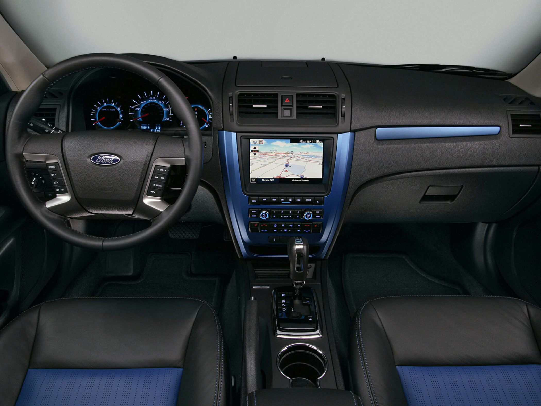 See 2012 Ford Fusion Color Options CarsDirect