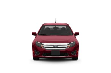 Surround Front Profile  2010 Ford Fusion