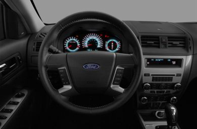 steering wheel 2010 ford fusion