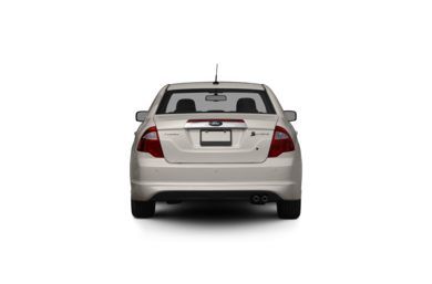 Surround Rear Profile 2010 Ford Fusion Hybrid