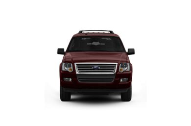 Surround Front Profile  2010 Ford Explorer