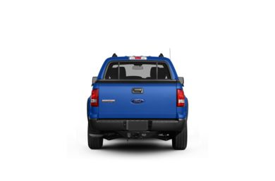 Surround Rear Profile 2010 Ford Explorer Sport Trac