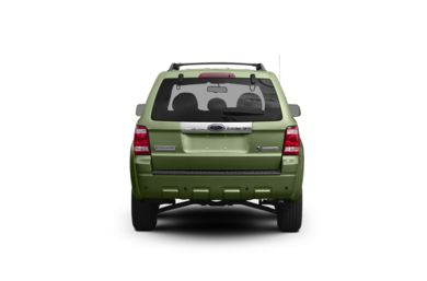 Surround Rear Profile 2010 Ford Escape Hybrid