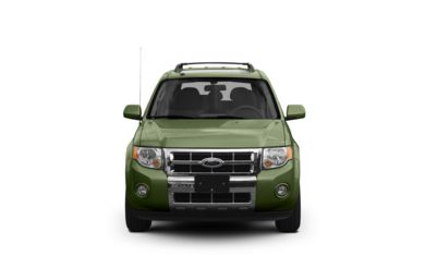 Surround Front Profile  2010 Ford Escape Hybrid