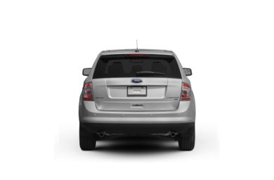 Surround Rear Profile 2010 Ford Edge