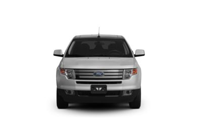 Surround Front Profile  2010 Ford Edge