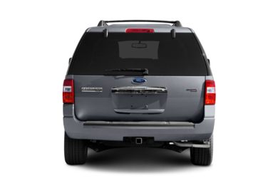 Rear Profile  2010 Ford Expedition