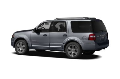 Surround 3/4 Rear - Drivers Side  2010 Ford Expedition