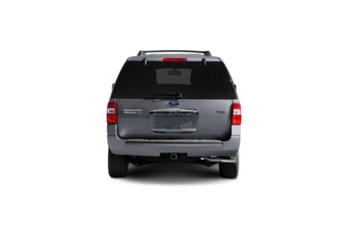 Surround Rear Profile 2010 Ford Expedition