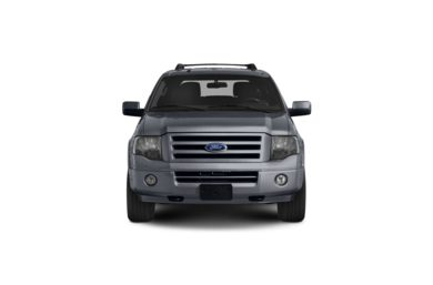 Surround Front Profile  2010 Ford Expedition