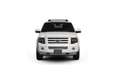 Surround Front Profile  2010 Ford Expedition EL