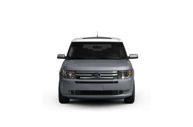 Surround Front Profile  2010 Ford Flex