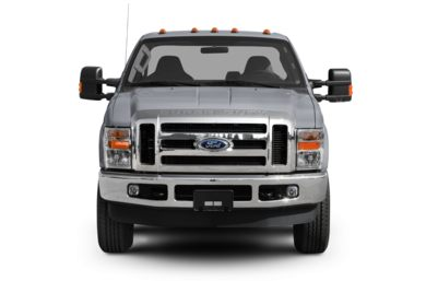 Grille  2010 Ford F-250