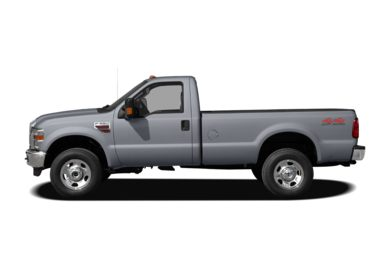90 Degree Profile 2010 Ford F-350