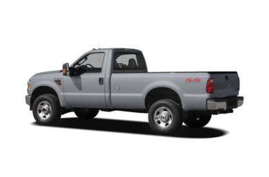 Surround 3/4 Rear - Drivers Side  2010 Ford F-250