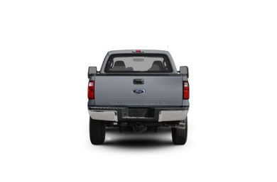 Surround Rear Profile 2010 Ford F-250