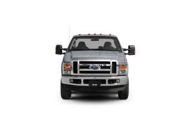 Surround Front Profile  2010 Ford F-250