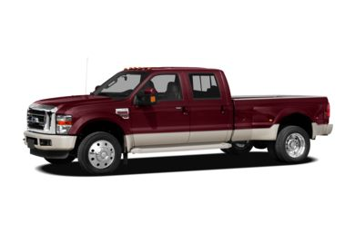 3/4 Front Glamour 2010 Ford F-450