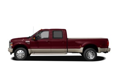 90 Degree Profile 2010 Ford F-450