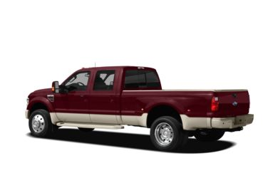 Surround 3/4 Rear - Drivers Side  2010 Ford F-450