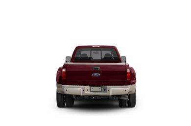 Surround Rear Profile 2010 Ford F-450