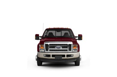 Surround Front Profile  2010 Ford F-450