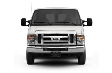 Grille  2010 Ford E-350 Super Duty